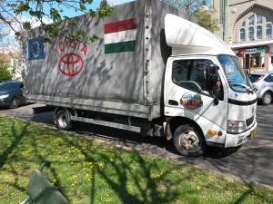 Teher taxi